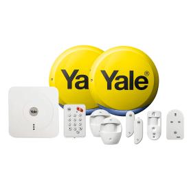Yale Smart Alarm Kit SR-340 | FORMYANMAR.COM