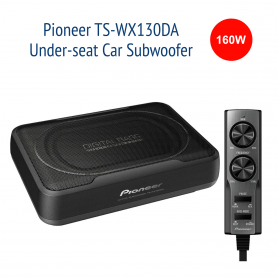 Pioneer TS-WX130DA In Car Amplified Subwoofers