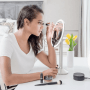 Simplehuman Sensor Mirror with 5x Magnification | FORMYANMAR.COM