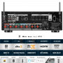 Denon AVR-X1600H AV Receiver
