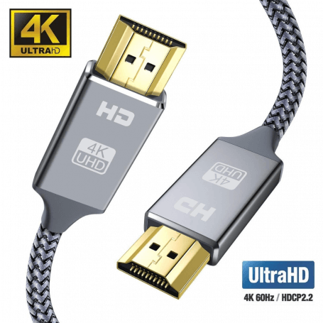 HDMI 2.0 - 4K Ultra High Speed 18Gbps Cable